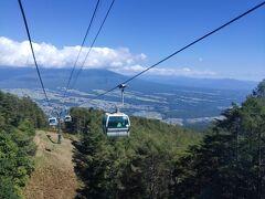 2日目は不老閣から近い、富士見パノラマリゾートへ。