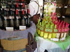 勝沼に戻ってまるき葡萄酒へ こちらでもデラの新酒を購入。