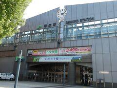ということで、 帯広駅まで来たところまで。    時間が経つと、また特急の旅がしたくなりますが、それはきっとそのうちに。