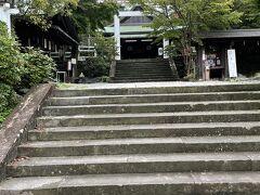 鎌倉宮に着きました。比較的新しい建物です