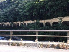 函嶺洞門(かんれいどうもん)です。 http://kenmane.kensetsu-plaza.com/bookpdf/164/at_01.pdf  昭和6年(1931)竣工 国の重要文化財 土木学会選奨の土木遺産