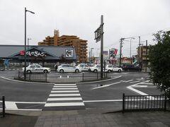 9:07 中野栄駅で下車