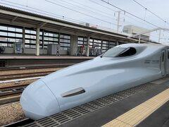 姫路からさくら号で岡山着、そこから倉敷まで山陽線で移動