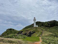 御神崎の灯台