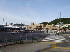 余市岳に行くバスの始発が遅いので、路線バスで近郊の祝津に行ってみました。