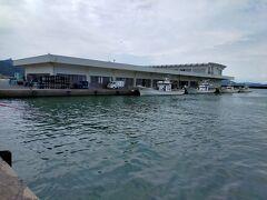 さらに海を目指してて歩く事15分 ようやく小浜漁港へ到着。