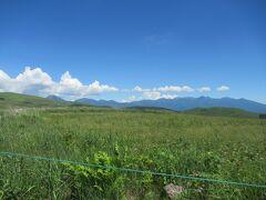 ビーナスラインは茅野市内から美ヶ原高原まで76㎞の無料のドライブルートで、高原の絶景を見ることができます。途中にいくつもの展望台があるのでちょこちょこ寄りながら進みます。