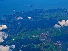 JAL261便  広島空港へ   55/   1
