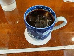 人形町の昔ながらの喫茶店でアイスコーヒー