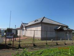 その煉瓦を製造していた日本煉瓦製造㈱旧煉瓦製造施設 国指定重要文化財  見学可能ですが、残念ながらこの日は休館日