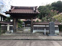 全昌寺の山門