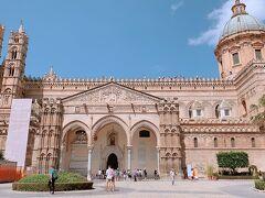 では、早速 Palermo観光です