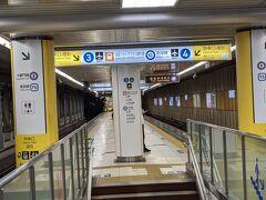 押上駅ホーム((ふつーのえき)