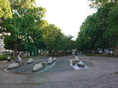 大通り公園。