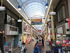 横浜橋商店街。