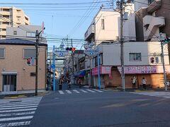 三吉橋通り商店街に続きます。