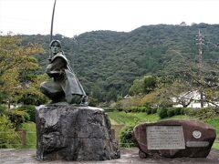 山口/岩国-9 佐々木小次郎像  39/  1