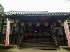 観音寺 振武軍の宿所となっていたため、官軍は放火し本堂と庫裏は焼失しました。 ここは、武蔵野三十三観音24番のお寺。 武蔵野観音巡りのときにお参りしています。 https://4travel.jp/travelogue/11680046