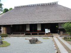 続いて古民家の中に民具が展示されている「瀬戸屋敷」へ。