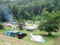 「あー、今日はいっぱいなんです」  ガーン!!(lll ̄□ ̄) マイナーだと思ってたキャンプ場、まさかの満員御礼  そうか、7月の連休って 県外からキャンパーがどっと押し寄せる日だよ
