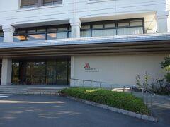伊豆マリオットホテル修善寺に着きました。