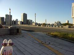 新潟のシンボル、萬代橋です。