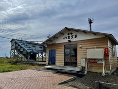 さて、岩見沢の一つ隣の駅、志文駅に寄ってみた。まだ見た事なかったんで‥