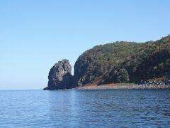今回の旅行記ではクルーズ3回分をまとめて掲載します。こちらの写真はプユニ岬。