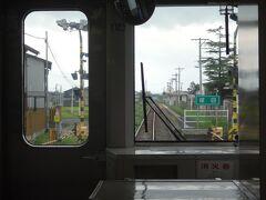 塚目。 棒線駅が多い。