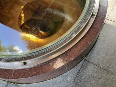 伊香保温泉の源泉までいきました。