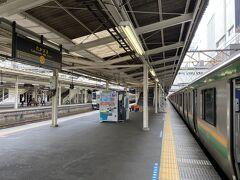 高崎に到着。