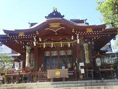 大鳥神社(本殿)(806年、日本武尊東征ゆかりの地に創建された神社。江戸時代より続く「酉の市」が有名