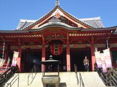 目黒不動尊(大本堂)(808年に慈覚大師により創建。江戸時代には五色不動の一つで江戸城守護に当てられた不動さんです。)(境内は見所が豊富です。)