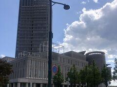 JR山形駅前にそびえる、バベルの塔みたいな霞城セントラル。