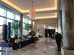 横浜ロイヤルパークホテルです。