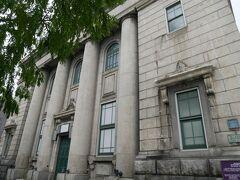 そしてここからは小樽のレトロ建築見学。 まずは旧安田銀行小樽支店。