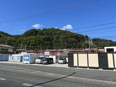 箱根登山鉄道の入生田駅から、散策スタート。