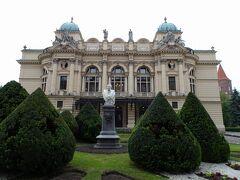 ユリウシュ スウォヴァツキ劇場 Teatr im. Juliusza Słowackiego