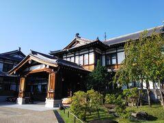 今日のお宿。 奈良ホテルです。 私は20年ぶりくらい?