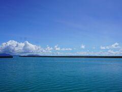 はいむるぶしをチェックアウトして  小浜港にやってきました  最高のお天気です♪