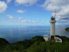 次は 平久保崎灯台へやってきました  以前来た時は最悪のコンディション(^^;  しかし 今回は最高すぎた!!!