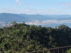 広島19 宮島-8 獅子岩展望台   37/   29