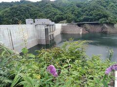 「八ッ場ダム」(群馬県吾妻郡長野原町) 現在はダムも完成して、ダムの目的だけでなく観光資源にもなるようにと、地元と行政をあげての取り組みをしているようです。 ダムから一番近い橋「八ッ場大橋」の中央で飛び降りるバンジージャンプができたり、ダックツアー(水陸両用車)まで運航しているのには驚きました。