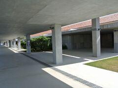 写真は三菱地所が新たに建設した旅客ターミナルです。