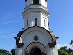 函館ハリストス正教会は、普通に立ち入れましたが工事中でした!