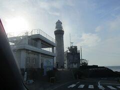 角島灯台です。