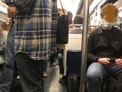 地下鉄でBercyへ。