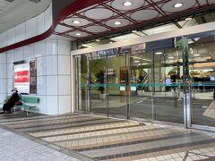 続いては東口で1番大きな商業施設ですかね? 山交ビルにやって来ました。 トイレ休憩がてらにお邪魔します。