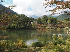 光前寺コース(約90分)  時間的に光前寺には行けないけど、大沼湖を一周してみた。