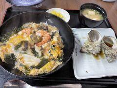 海鮮が苦手な人も食べることができる。さすが人気なだけある。